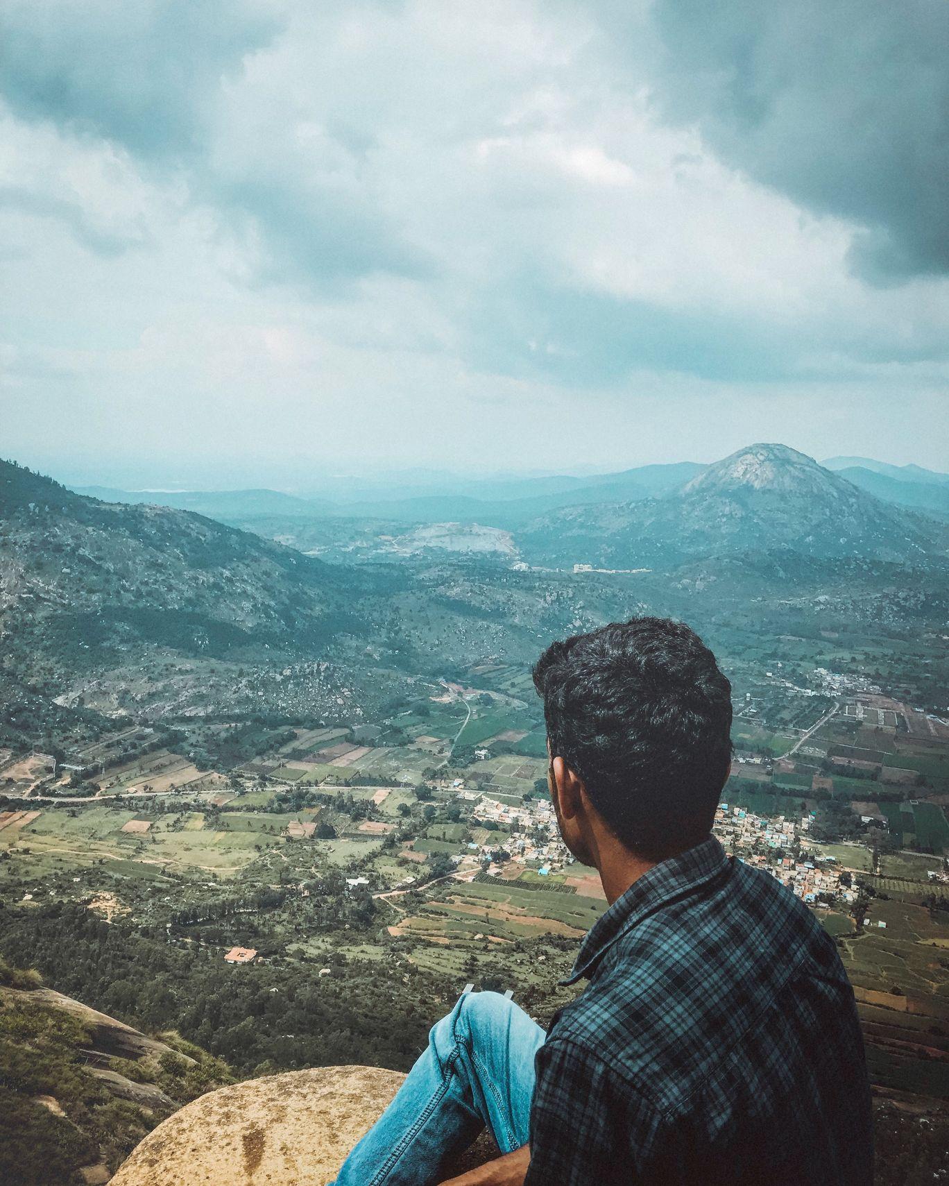 Photo of Nandi Hills By Irshad Pc