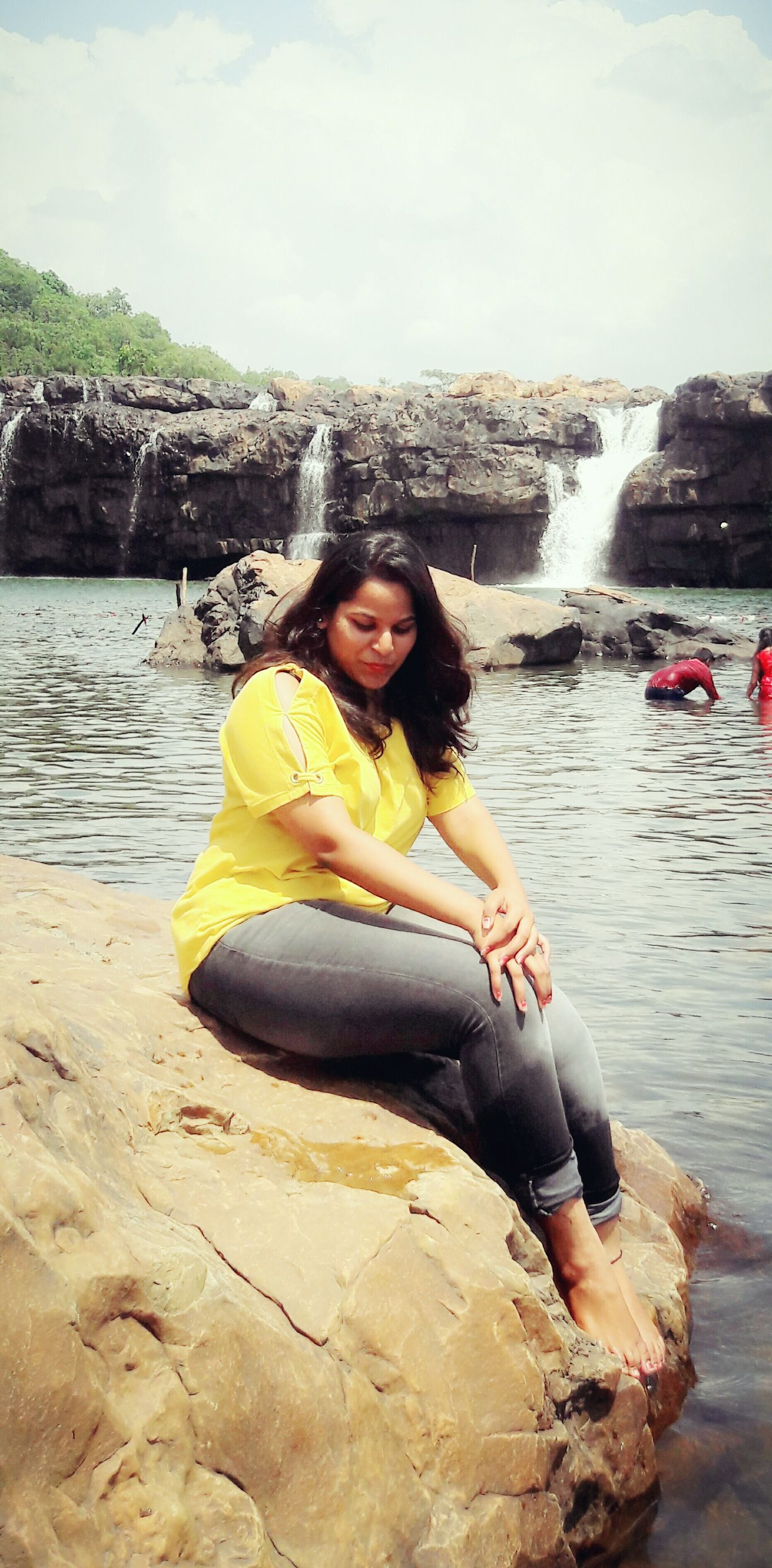 Photo of Bogatha Waterfalls By Manusha Reddy