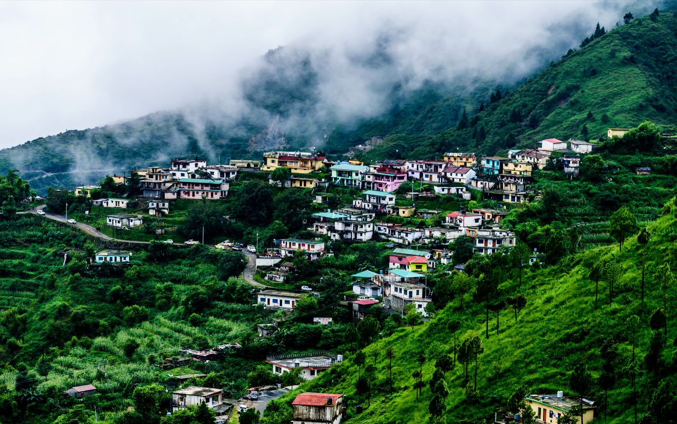 Photo of Mussoorie By Deepesh Rana