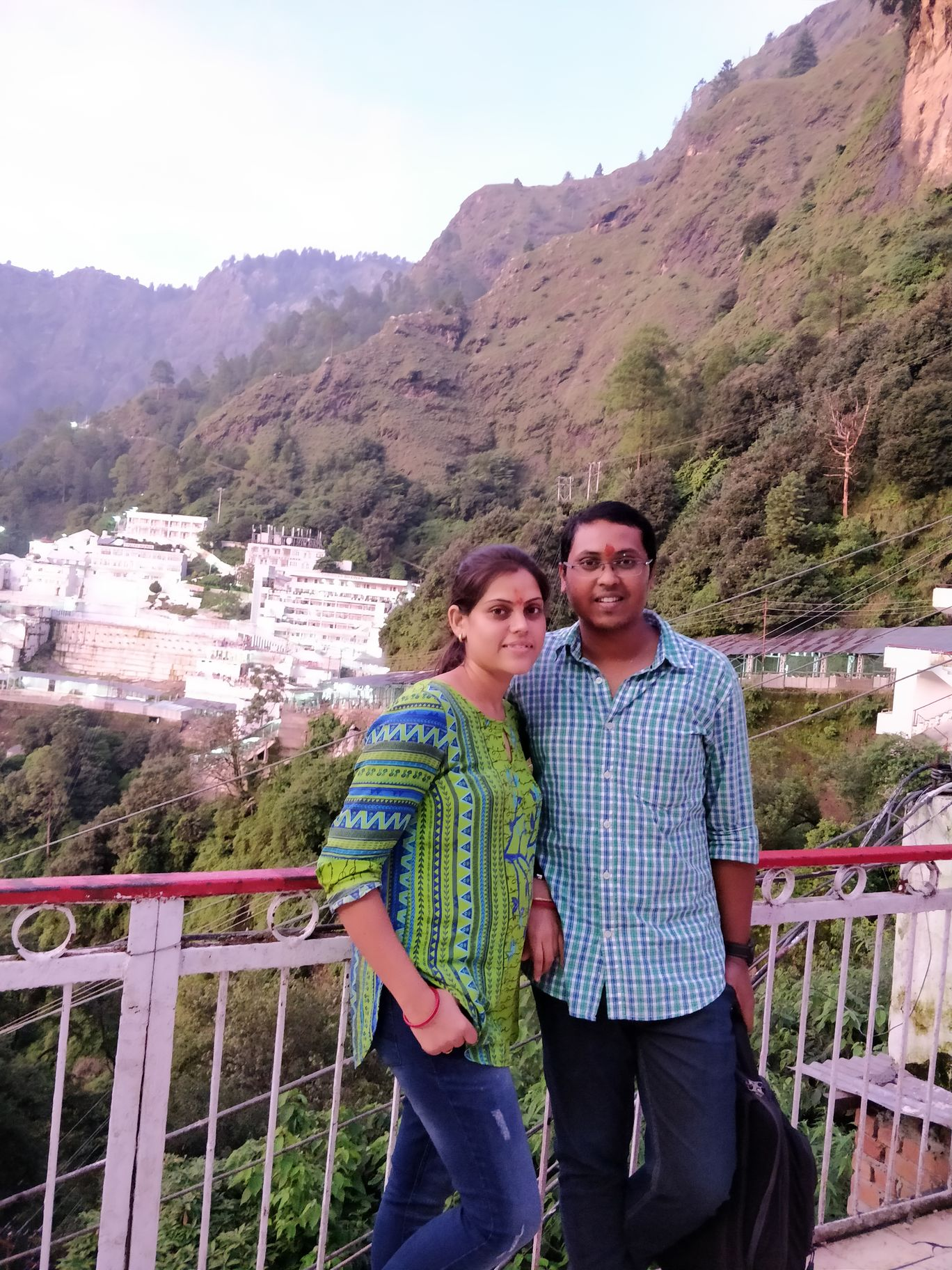 Photo of Vaishno Devi By mousumi dey