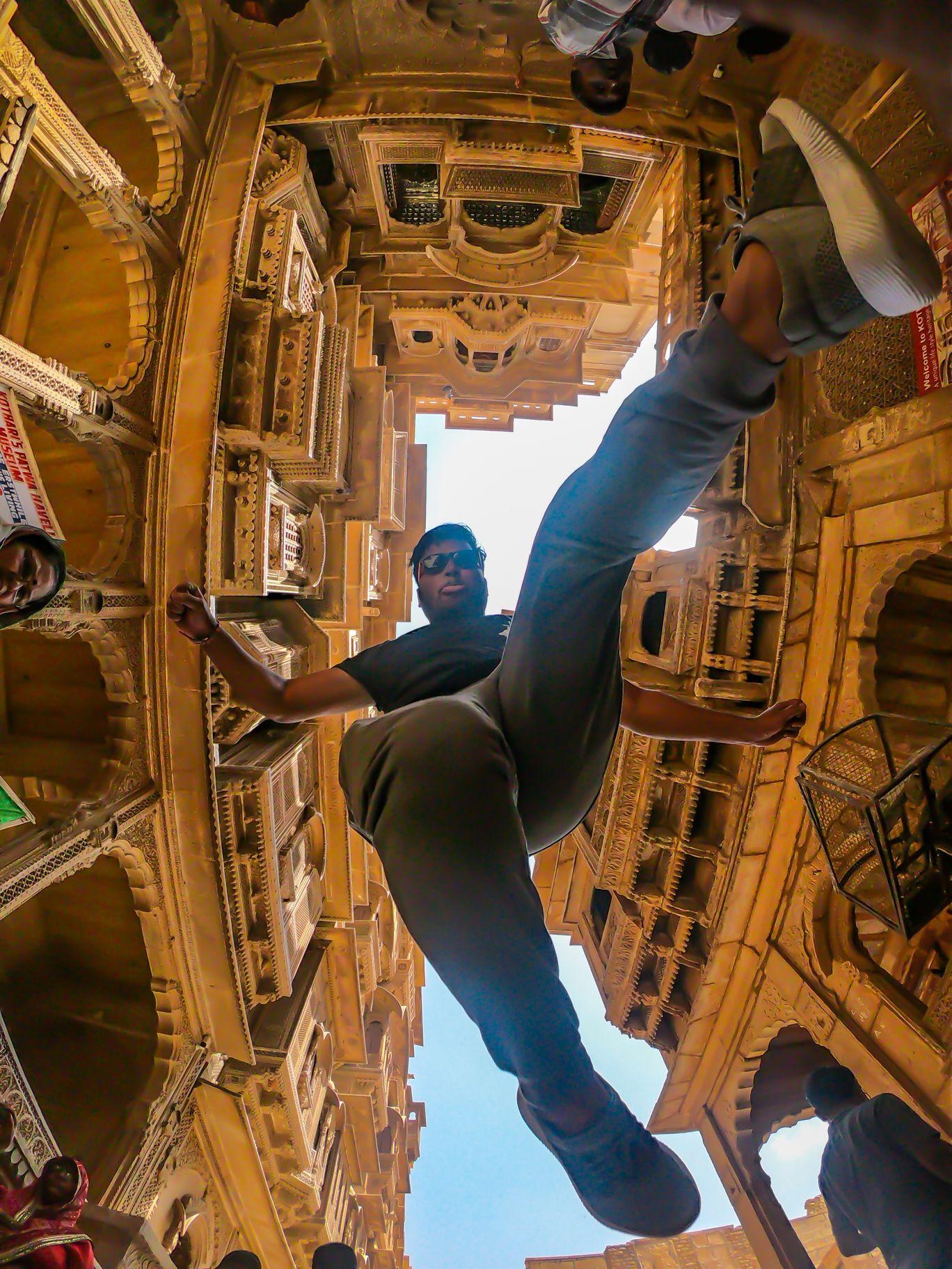 Photo of Jaisalmer By pushpendra neniwal