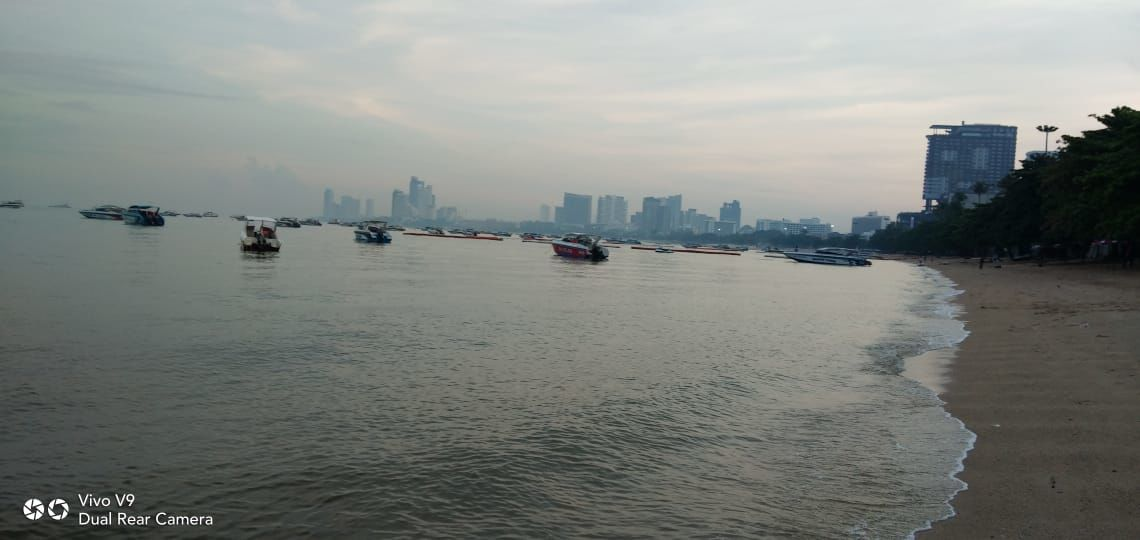 Photo of Pattaya City By Anisha Saxena