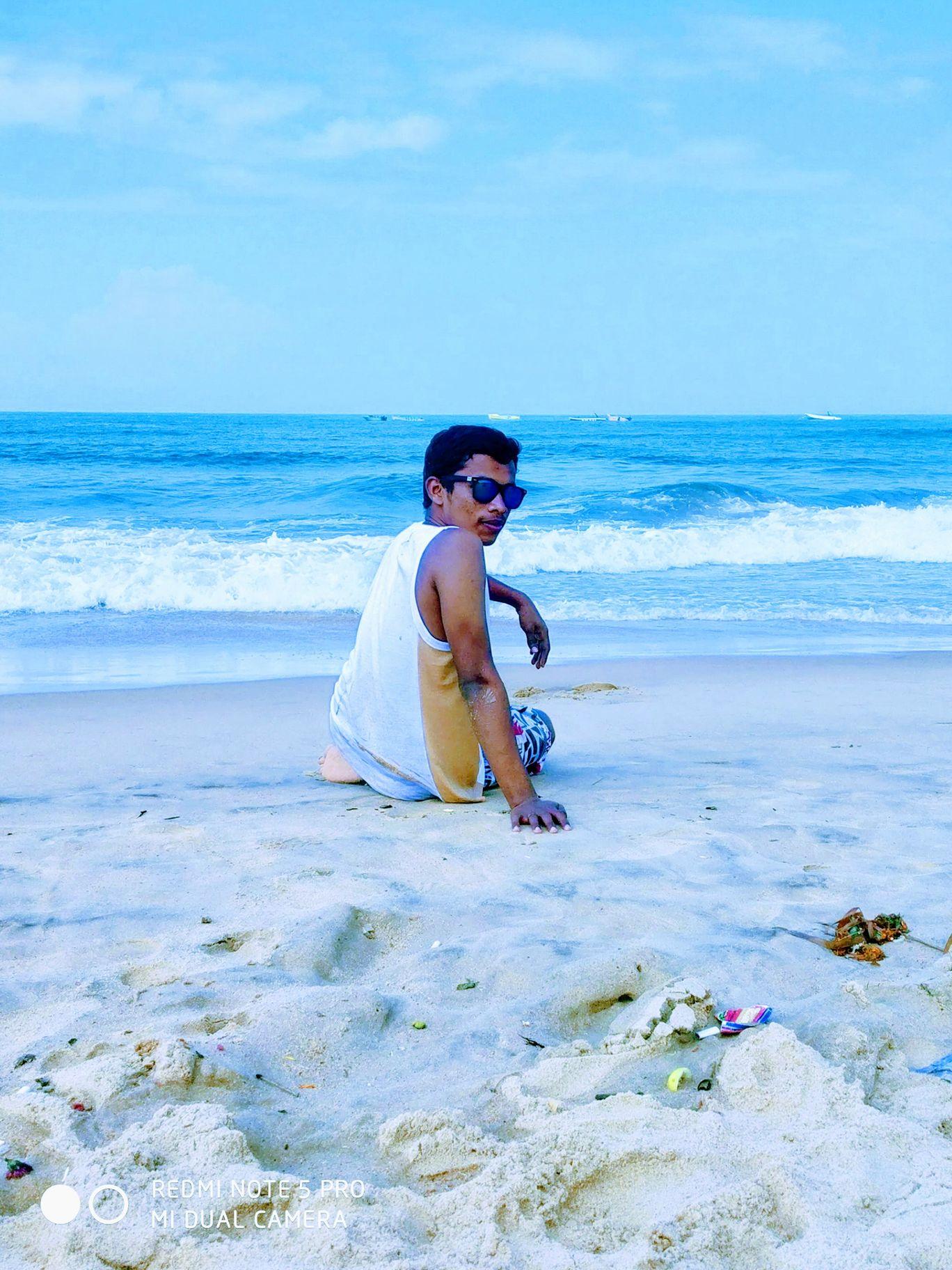 Photo of Calangute Beach By Ram Drb