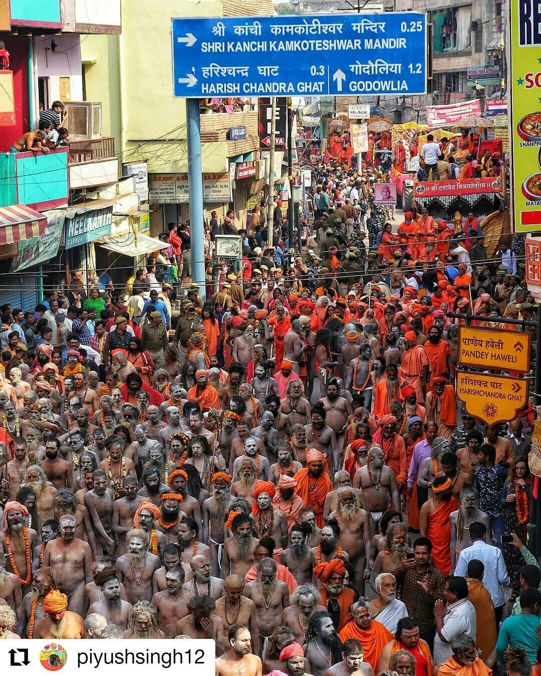 Photo of Varanasi By Piyush Singh