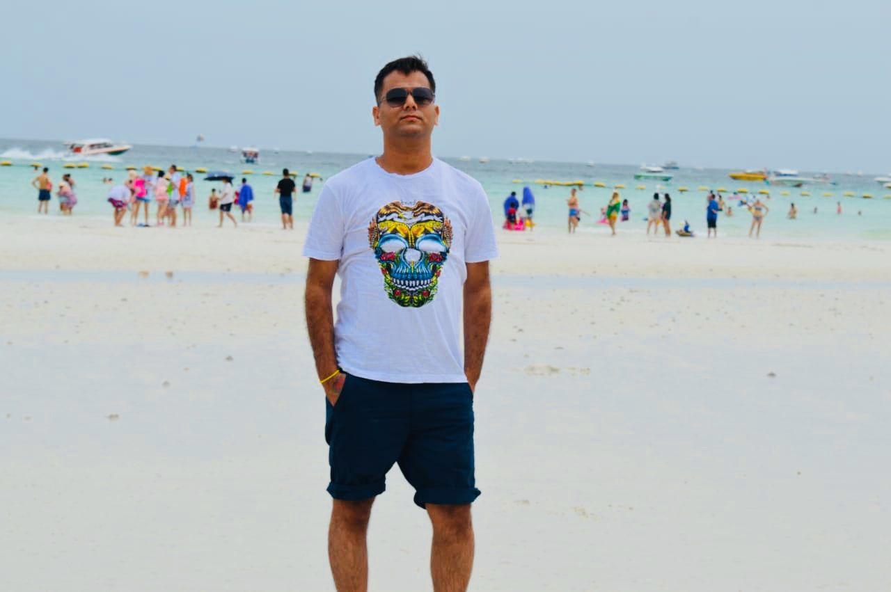 Photo of Pattaya Beach By Rohit Singh Shivay