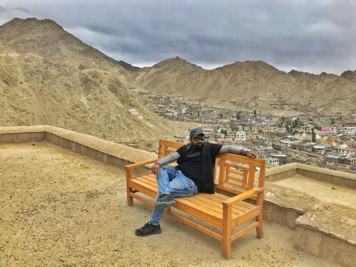 Photo of Leh Palace By praveen kavali
