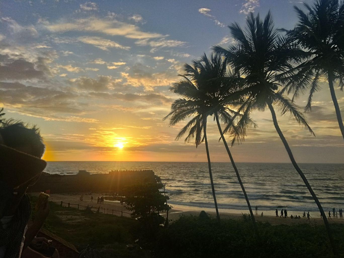 Photo of Candolim Beach By yashwant adil