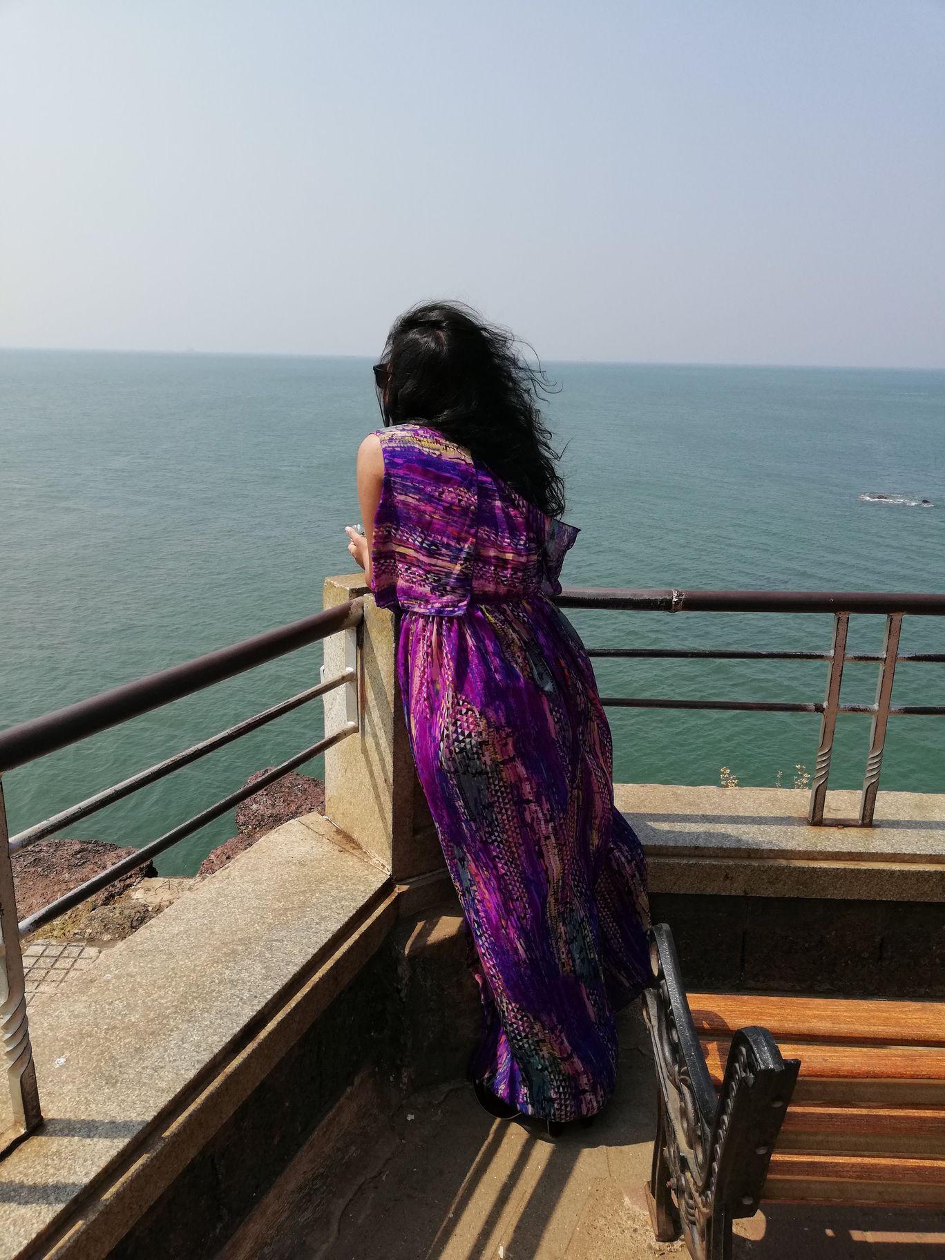 Photo of Dona Paula By Vaibhavi Mandavkar