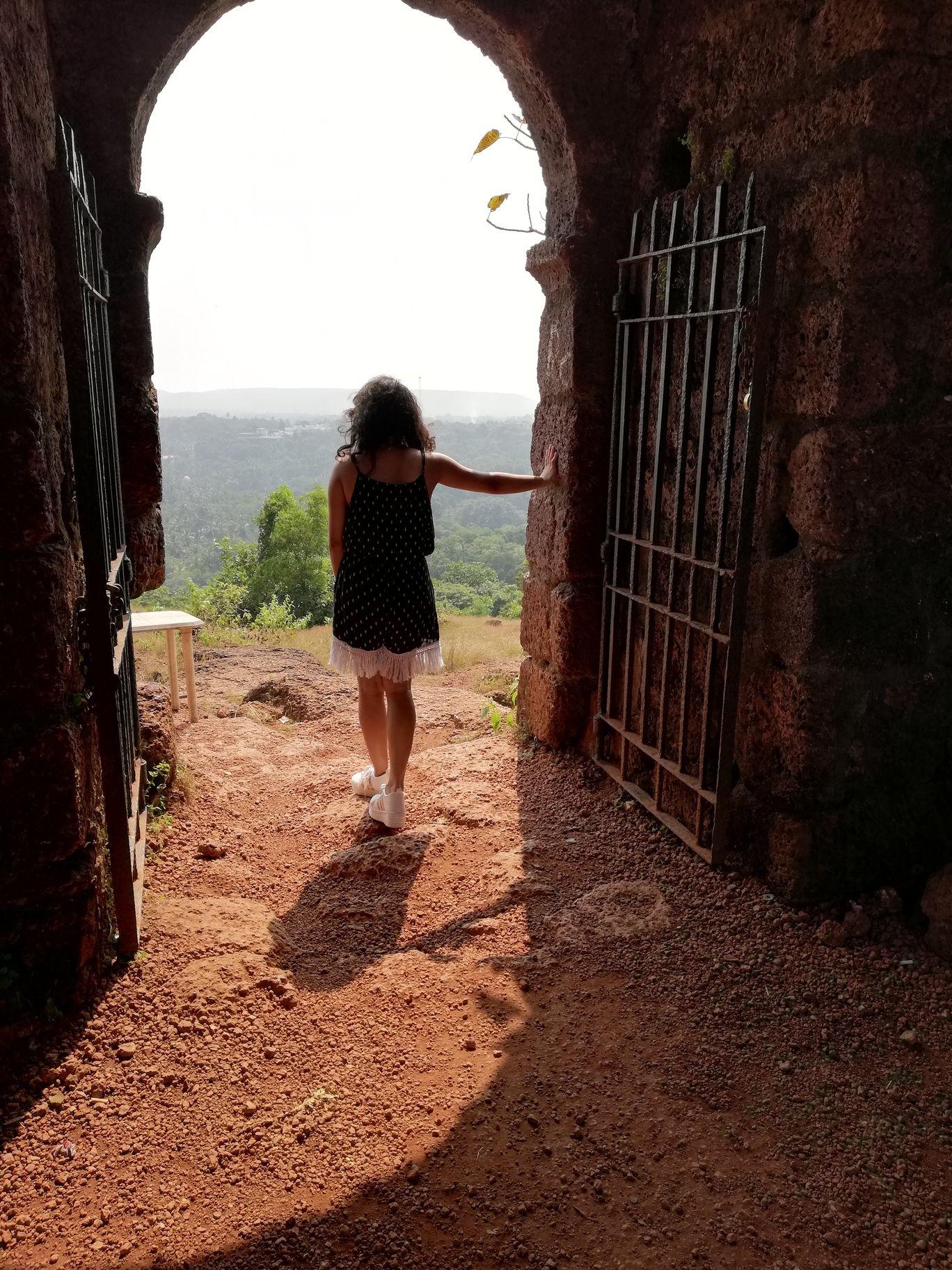 Photo of Chapora Fort By Vaibhavi Mandavkar