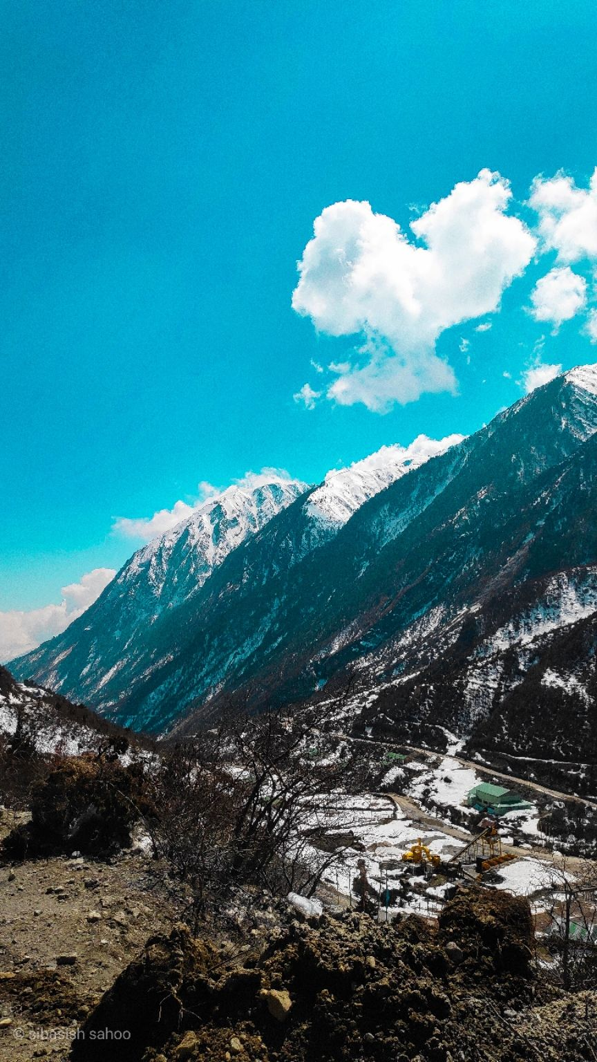 Photo of North Sikkim By Sibasish Sahoo