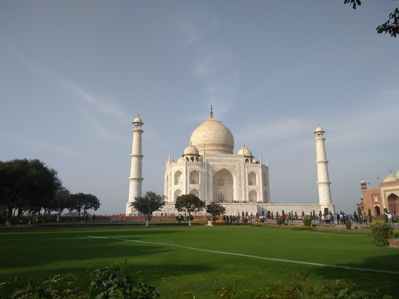 Photo of Taj Mahal By Niharika Katara
