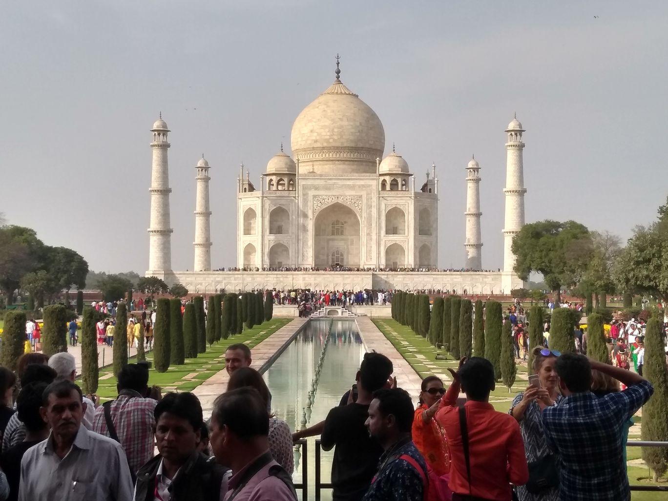 Photo of Agra By Niharika Katara