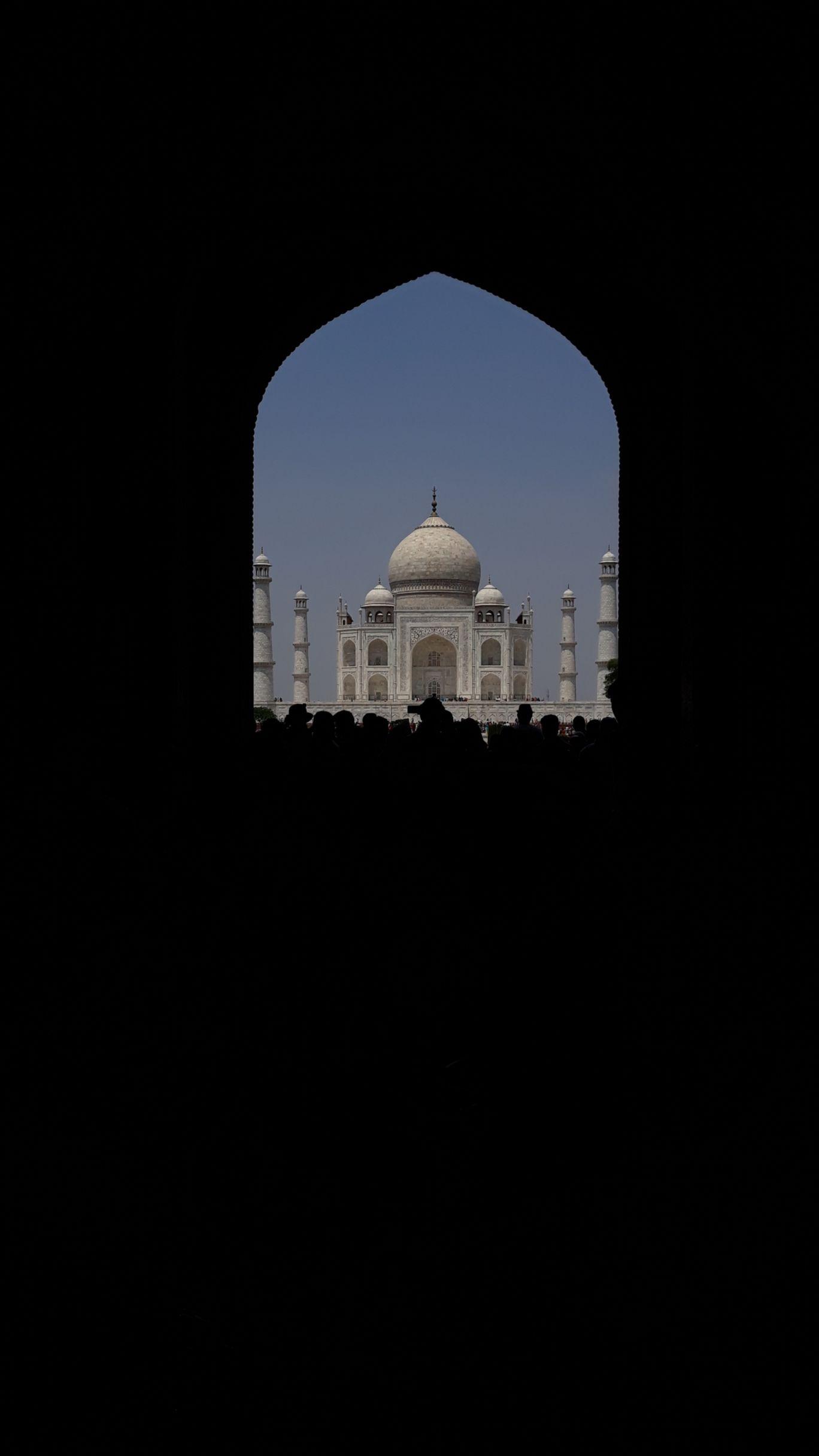 Photo of Taj Mahal By Gagan Minocha