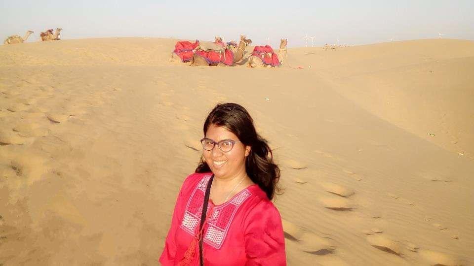 Photo of Jaisalmer By Saakshi Naidu