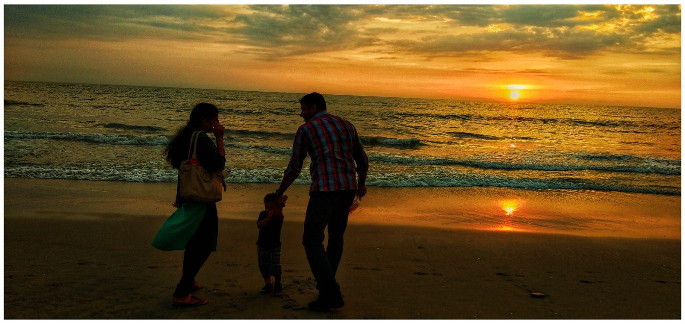 Photo of Kozhikode Beach By Vk Prasad Vishnu