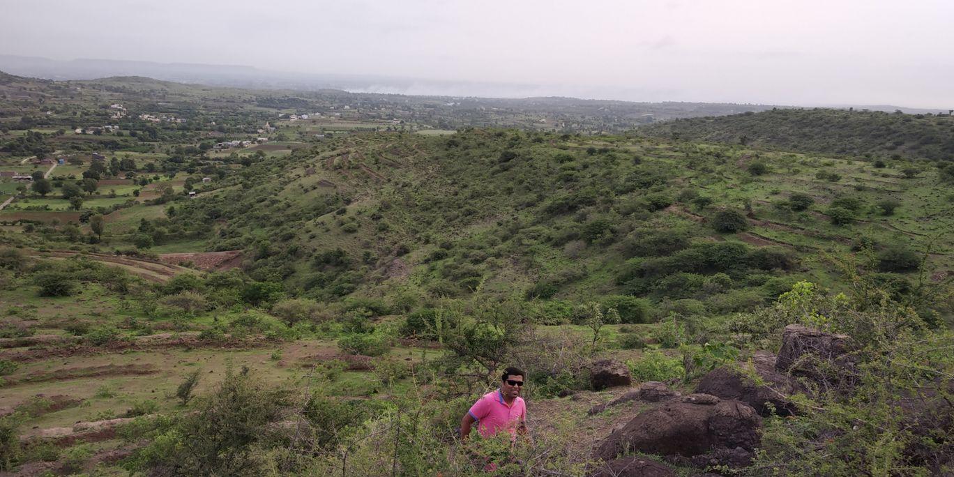 Photo of Malhargad Fort By Bhushan Kamble