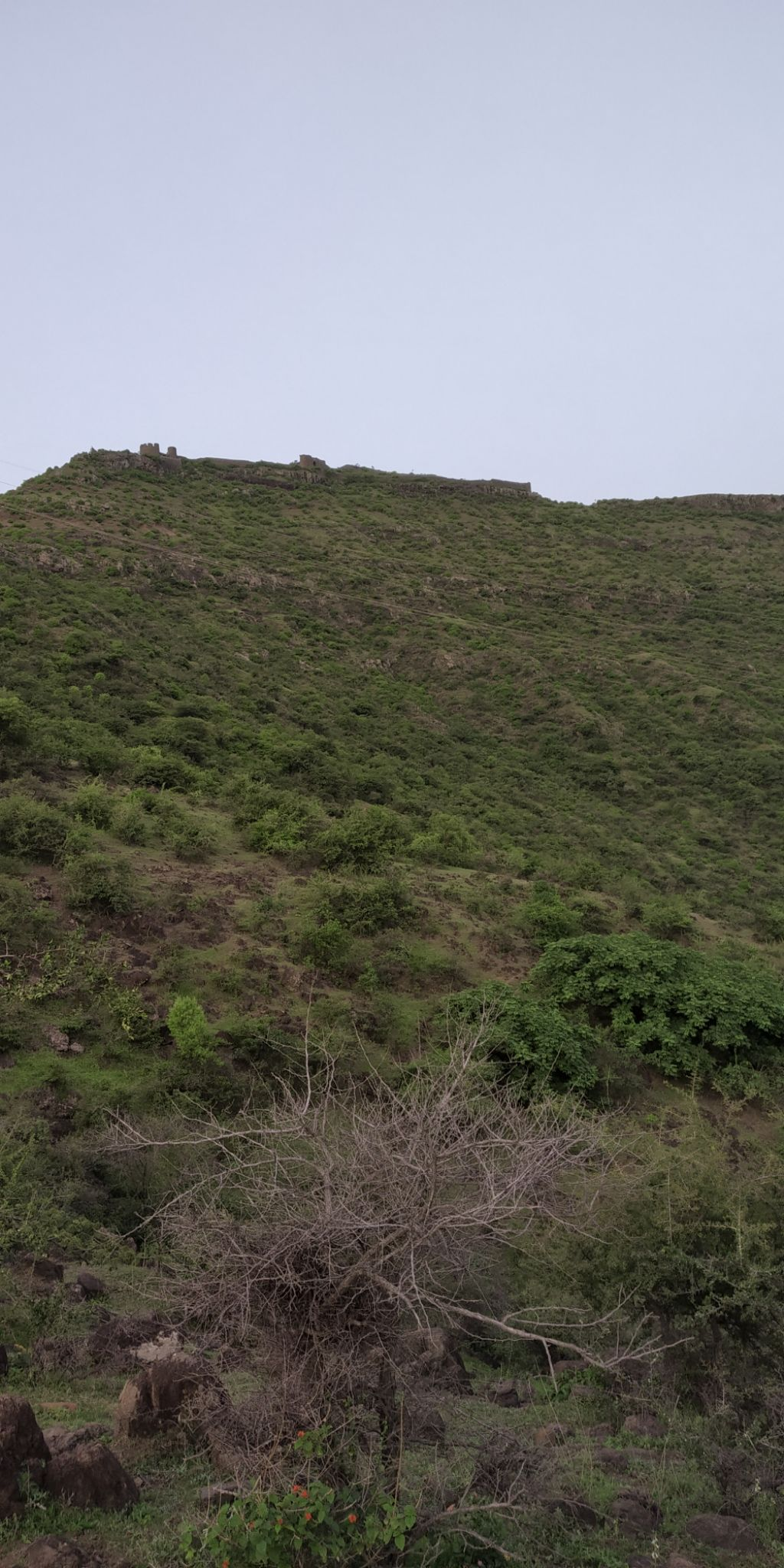 Photo of Malhargad Fort By Bhushan Kamble