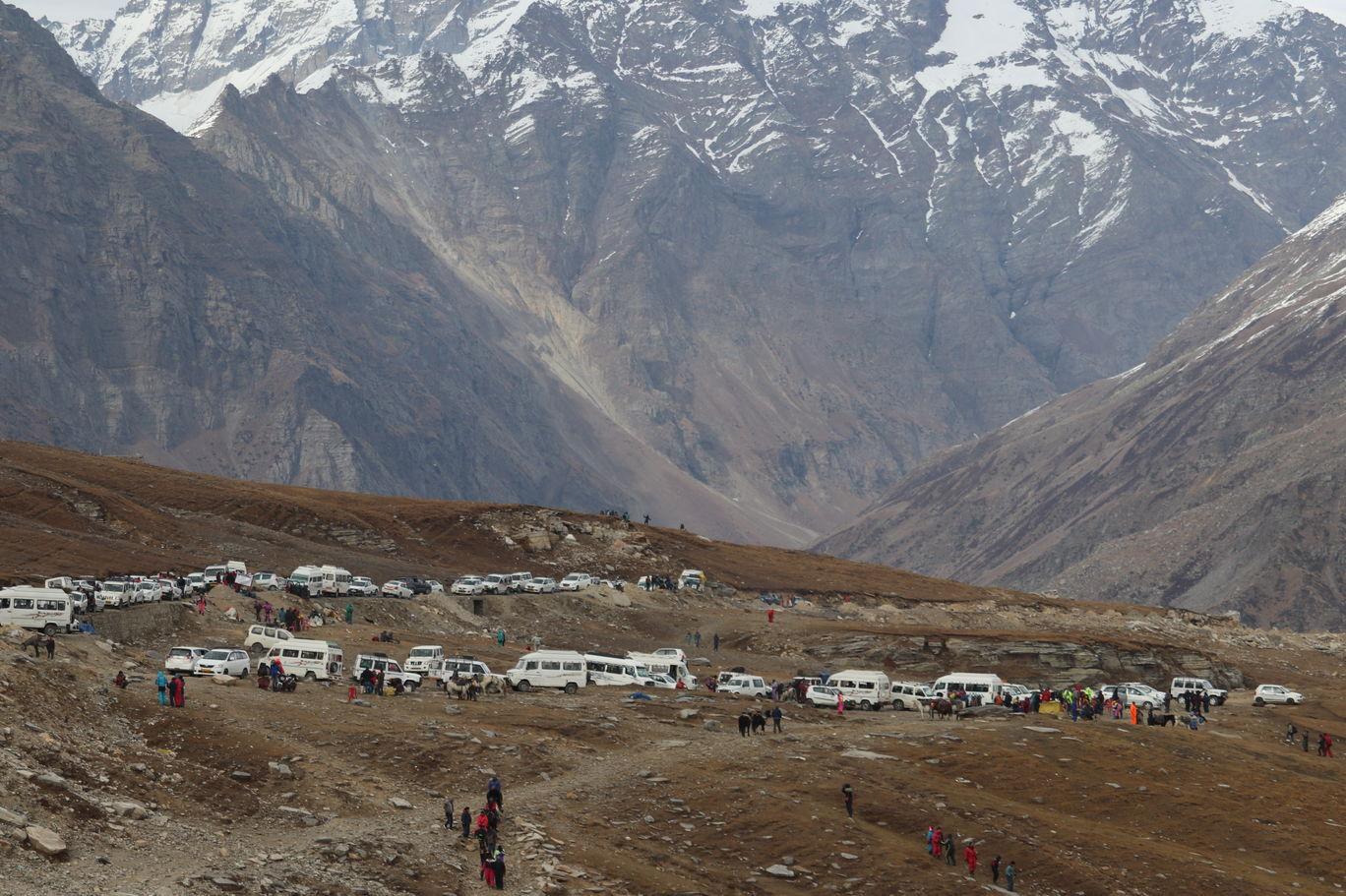 Photo of Rohtang La By Dungar jangid