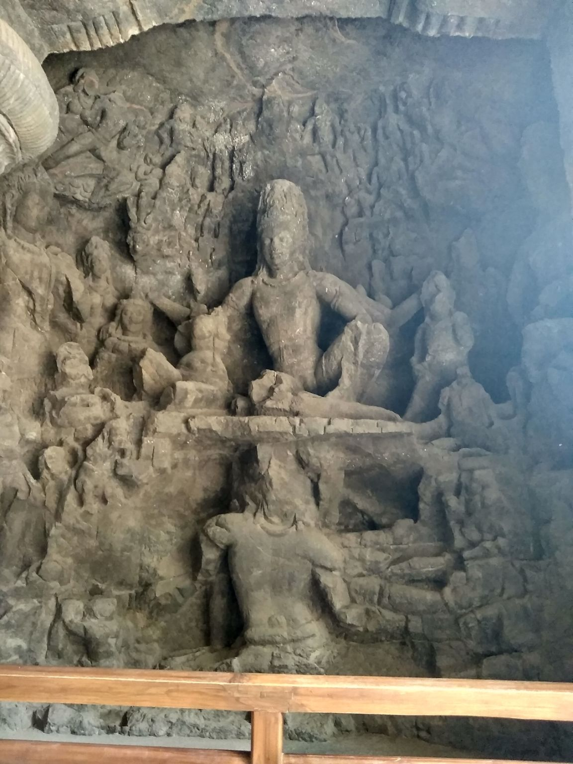 Photo of Elephanta Caves By Pragya Mishra