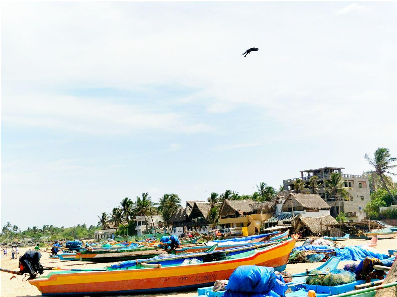 Photo of Pondicherry By Vidya K