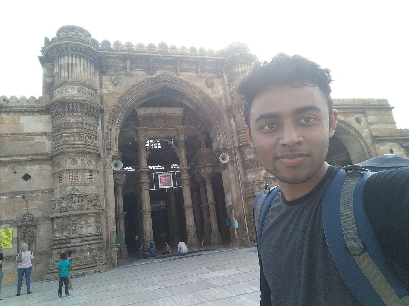 Photo of Jama Masjid By Harisankar K P