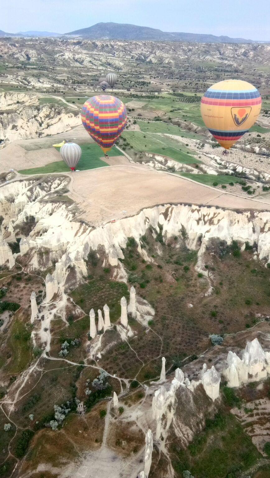 Photo of Hot Air Balloon Cappadocia By Aditi Chaudhary