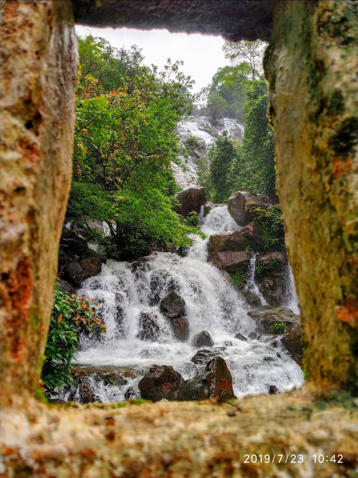 Photo of Anashi Water falls By pandarinath malavade