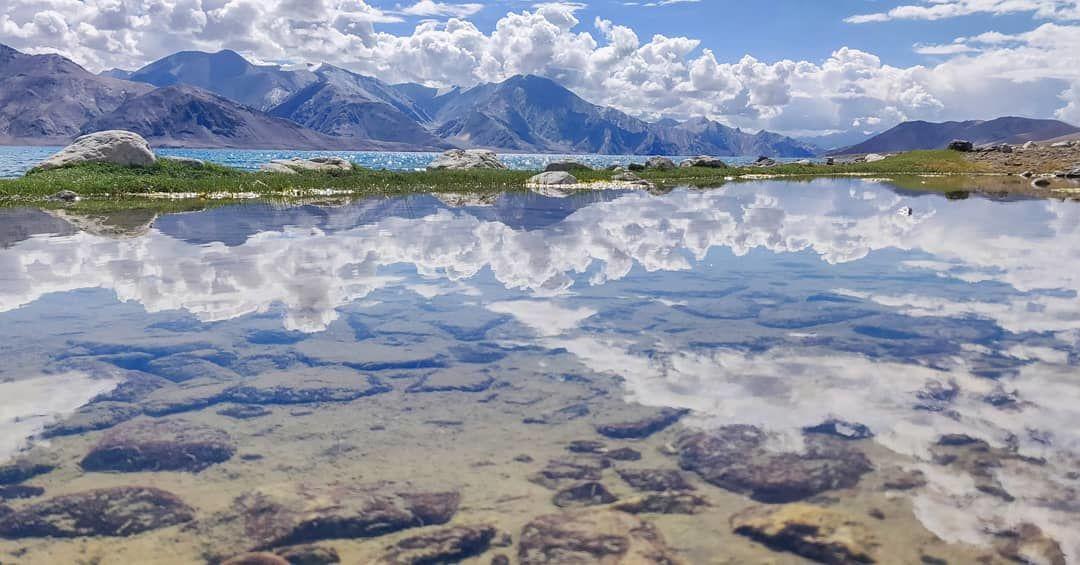 Photo of Pangong Lake By manas karnik