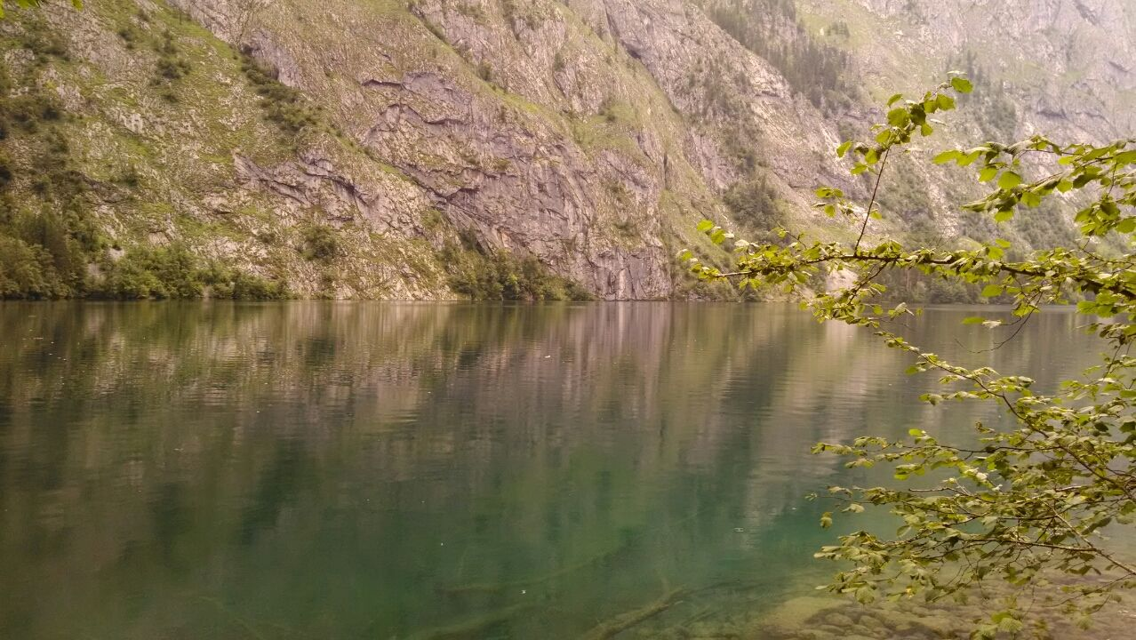 Photo of Lake of reflection By Anushekhar Grandhi