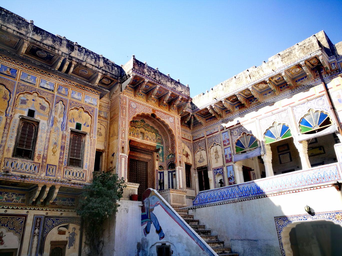 Photo of Hotel Ramgarh Fresco By Ikshwaku Deora