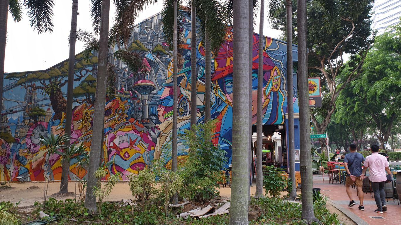 Photo of Haji Lane By Mansi