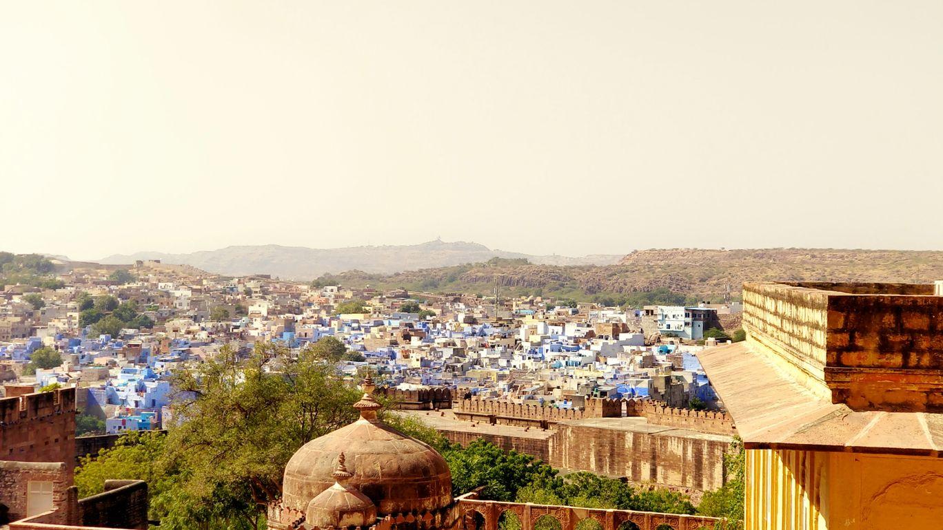 Photo of Rajasthan By Abhishek Mitra