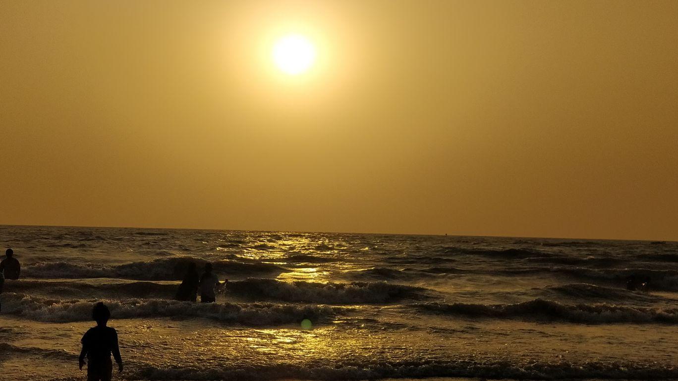 Photo of Juhu Beach By Abhishek Mitra