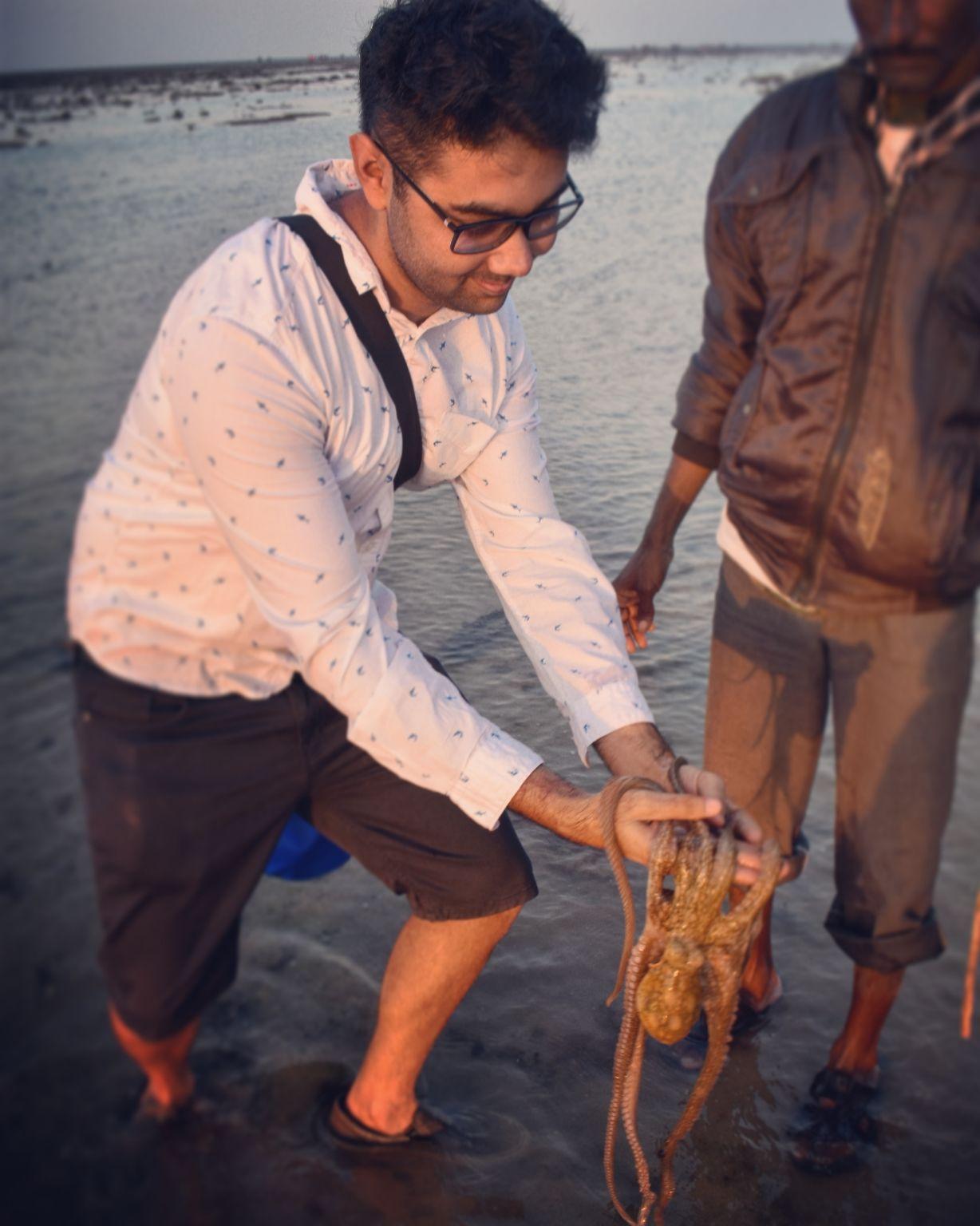 Photo of Narara Marine National Park-Jamnagar By Divyanshu Bhatia