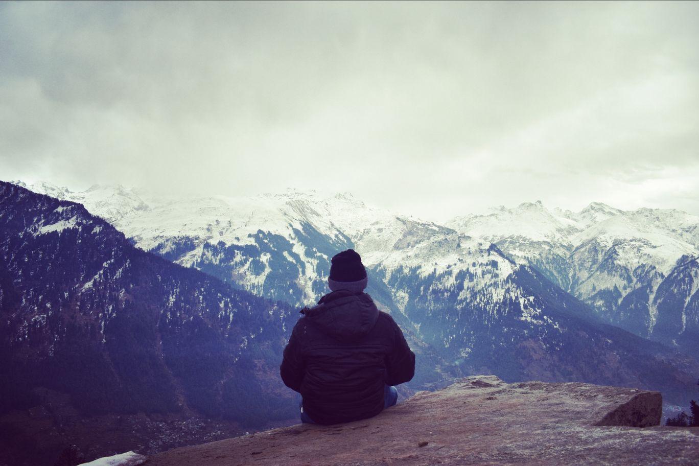 Photo of Lama Dugh Trek Start Point By Divyanshu Bhatia