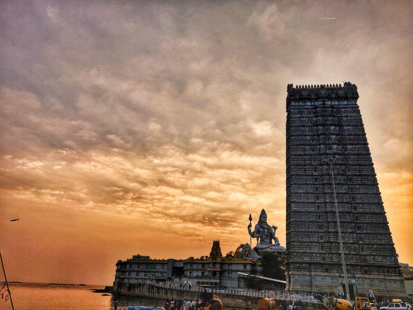 Photo of Murdeshwara Temple By Umar Khan