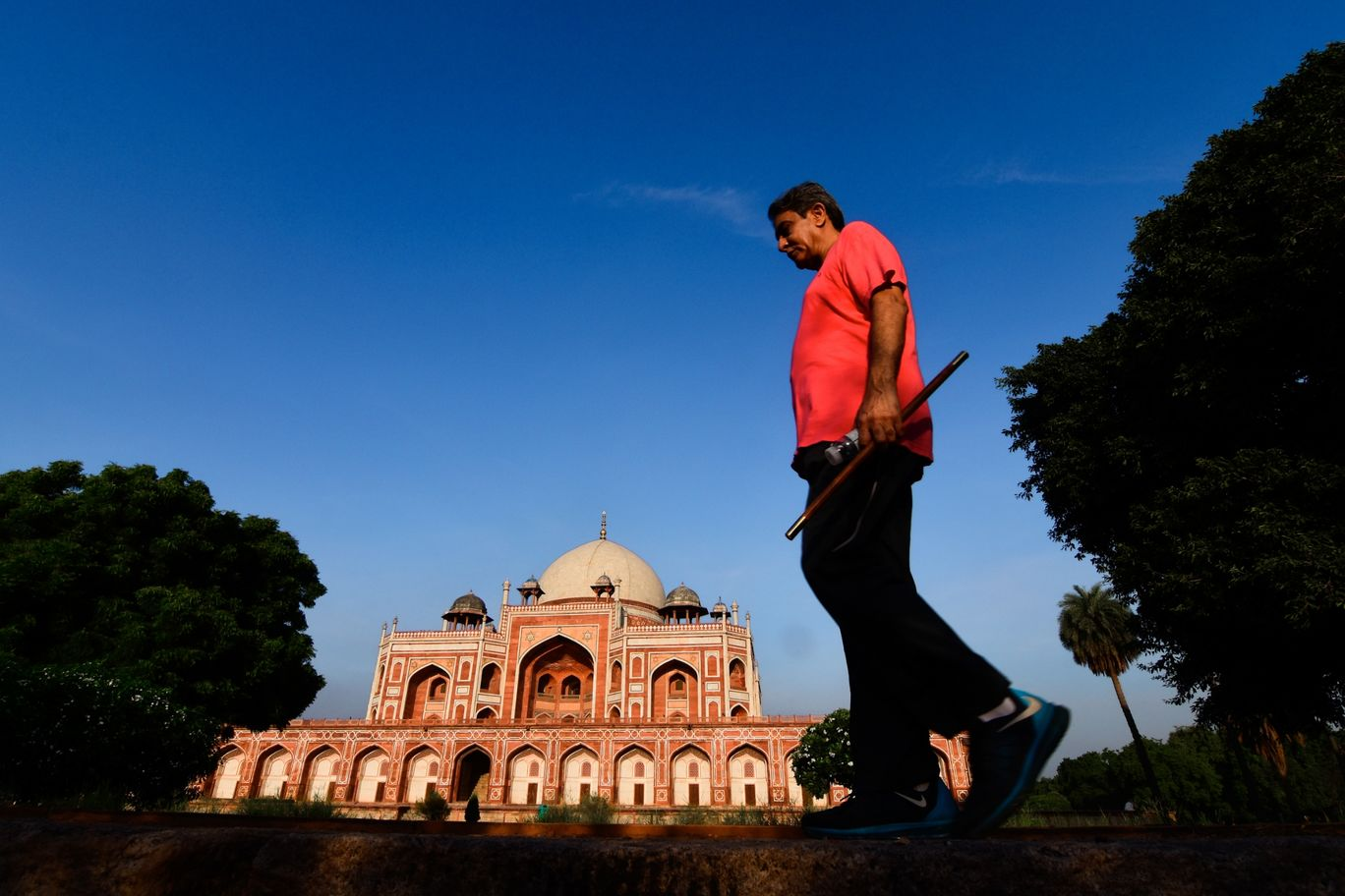 Photo of Humayun's Tomb By Meghna Agrawal
