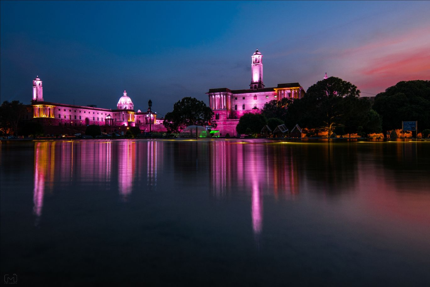 Photo of Rashtrapati Bhawan By Meghna Agrawal