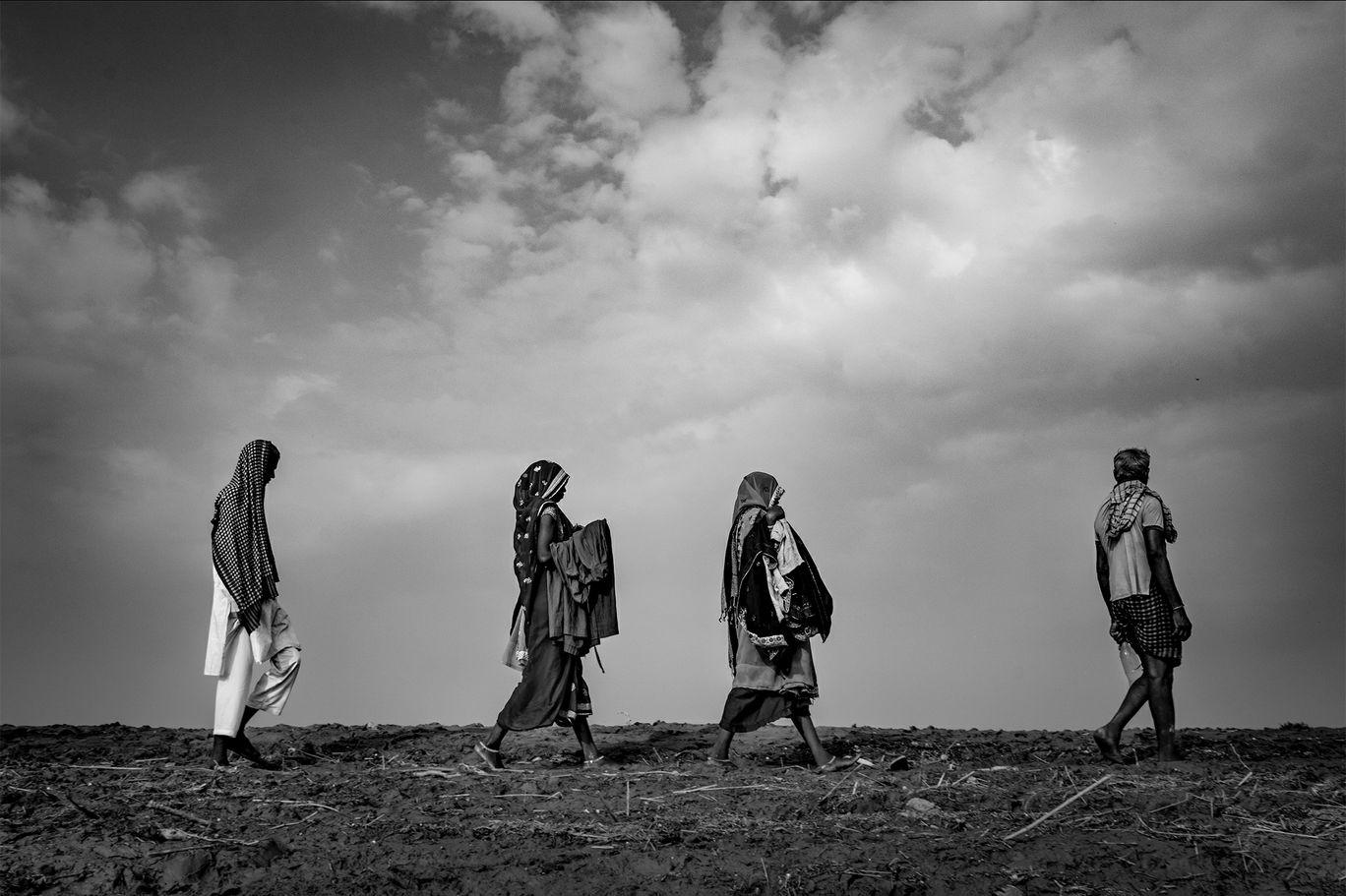 Photo of Sangam Allahabad By Meghna Agrawal
