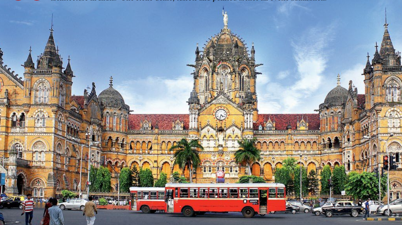 Photo of Chhatrapati Shivaji Terminus By Jagat singh