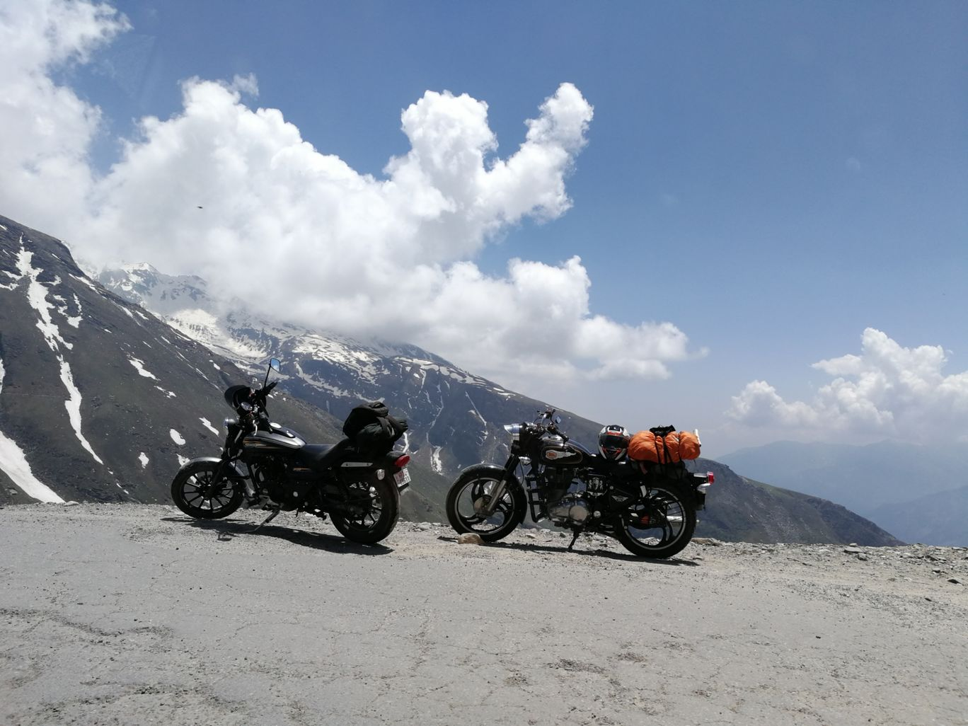 Photo of Rohtang Pass By Tushar Waghare