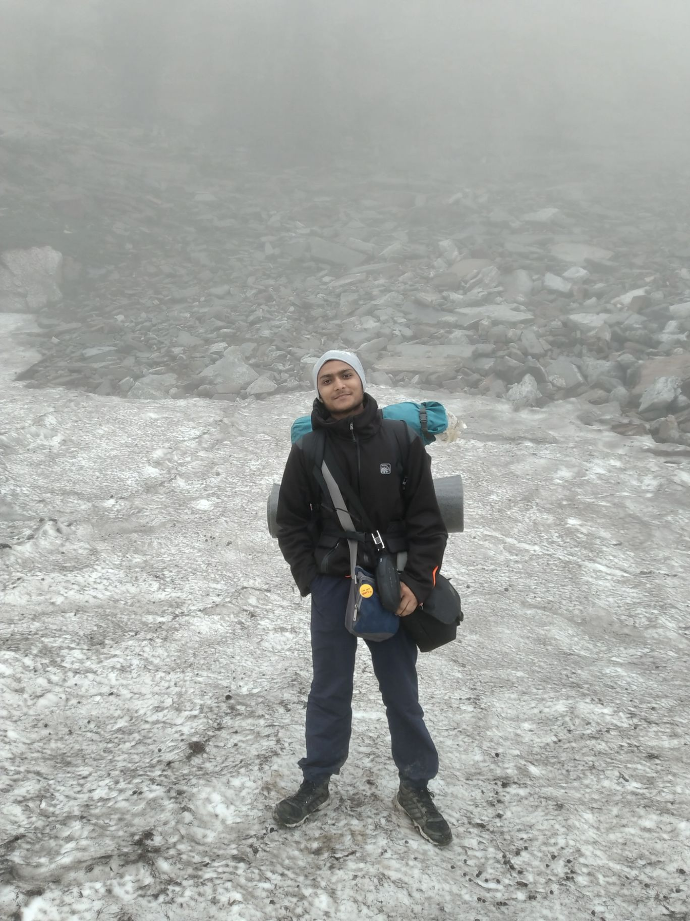 Photo of Hampta Pass Trek Camp Himalayan Mountain Sojourns By Shubham Singh Thakur