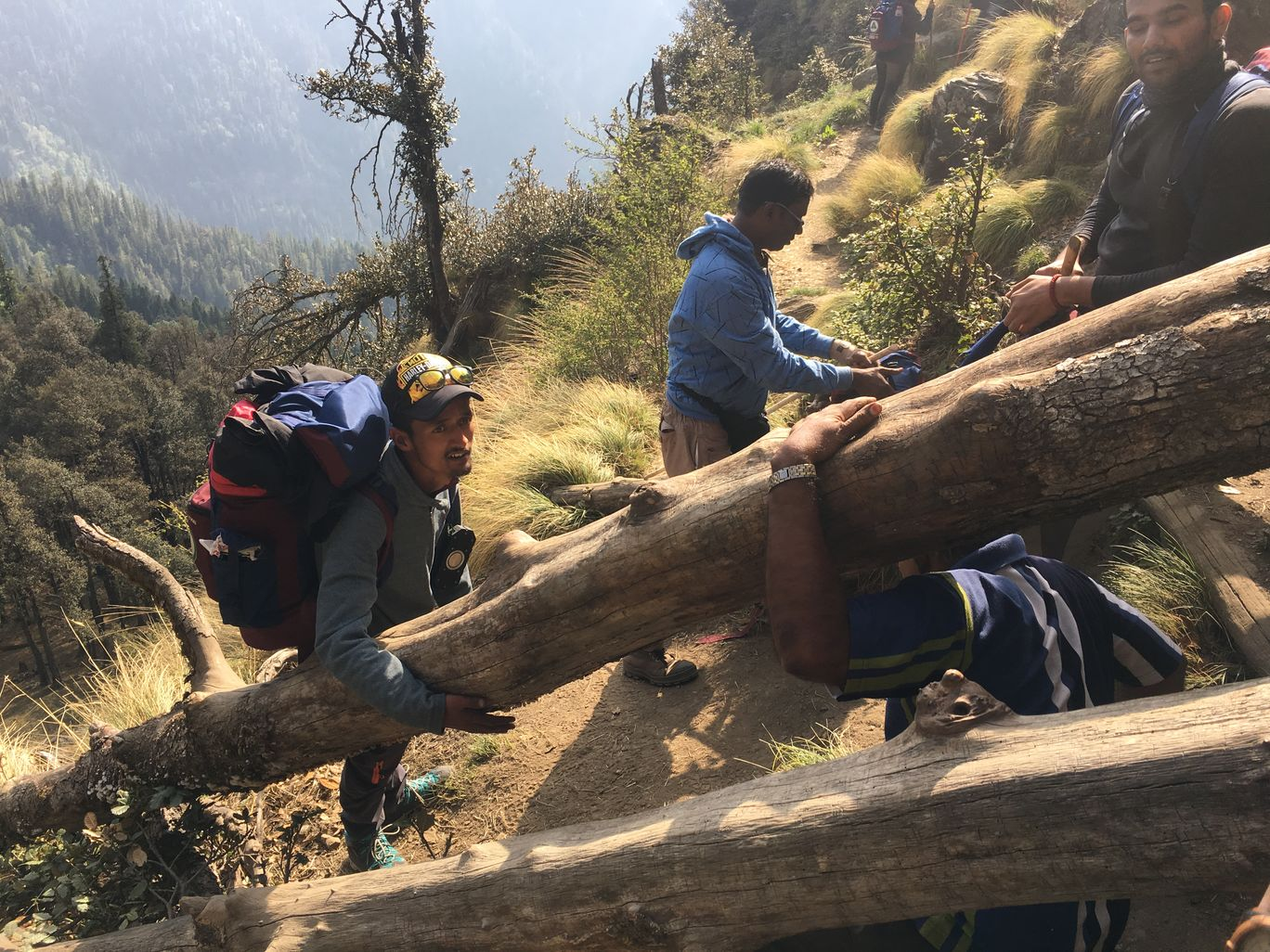 Photo of sarpass trek By Sharad Verma