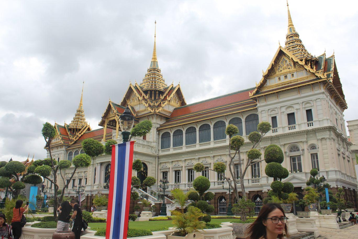 Photo of Grand palace; Bangkok By NIRUPAM BORGOHAIN