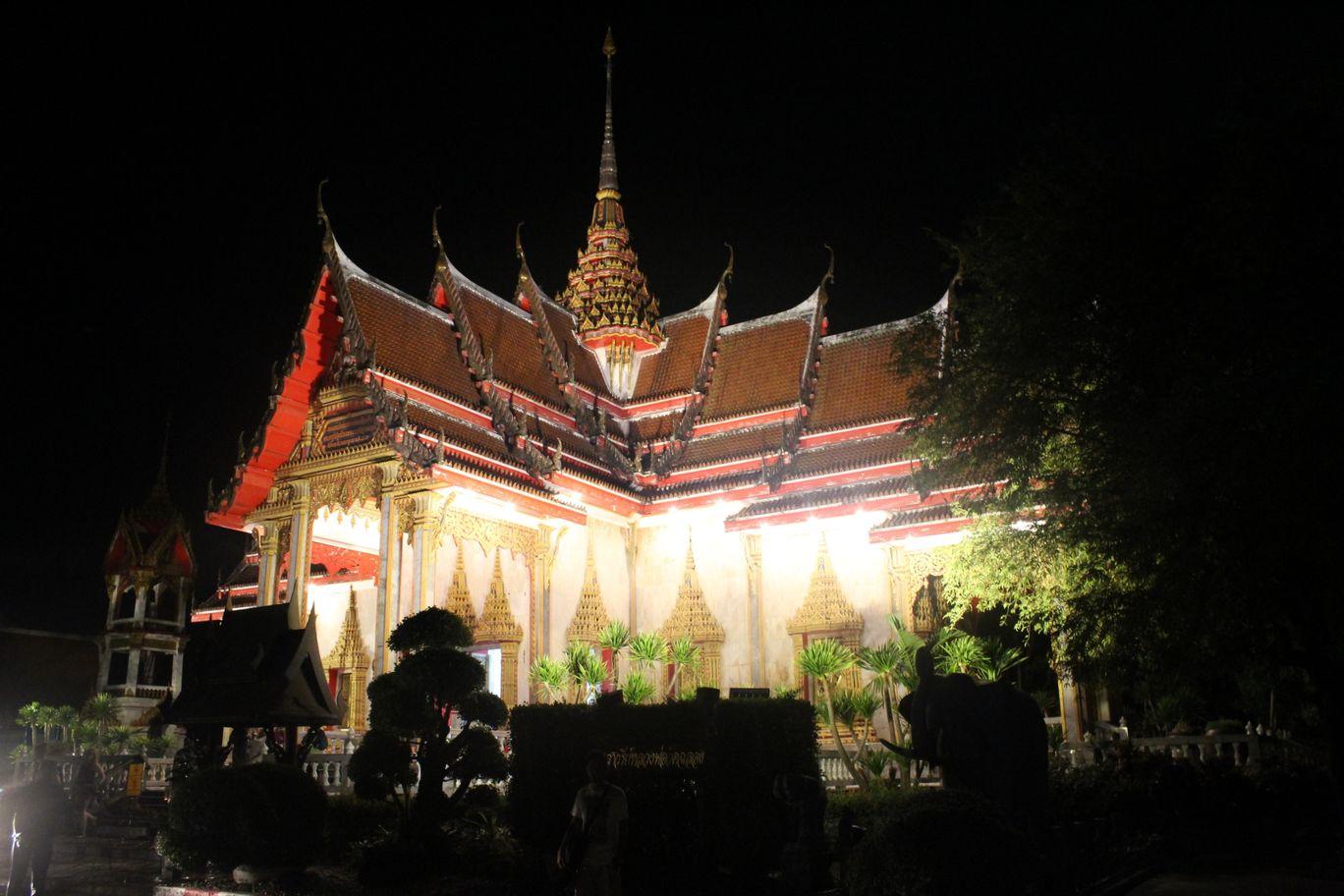 Photo of Chalong Temple Park; Phuket By NIRUPAM BORGOHAIN