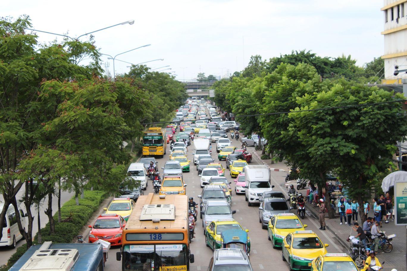 Photo of Streets of Bangkok By NIRUPAM BORGOHAIN