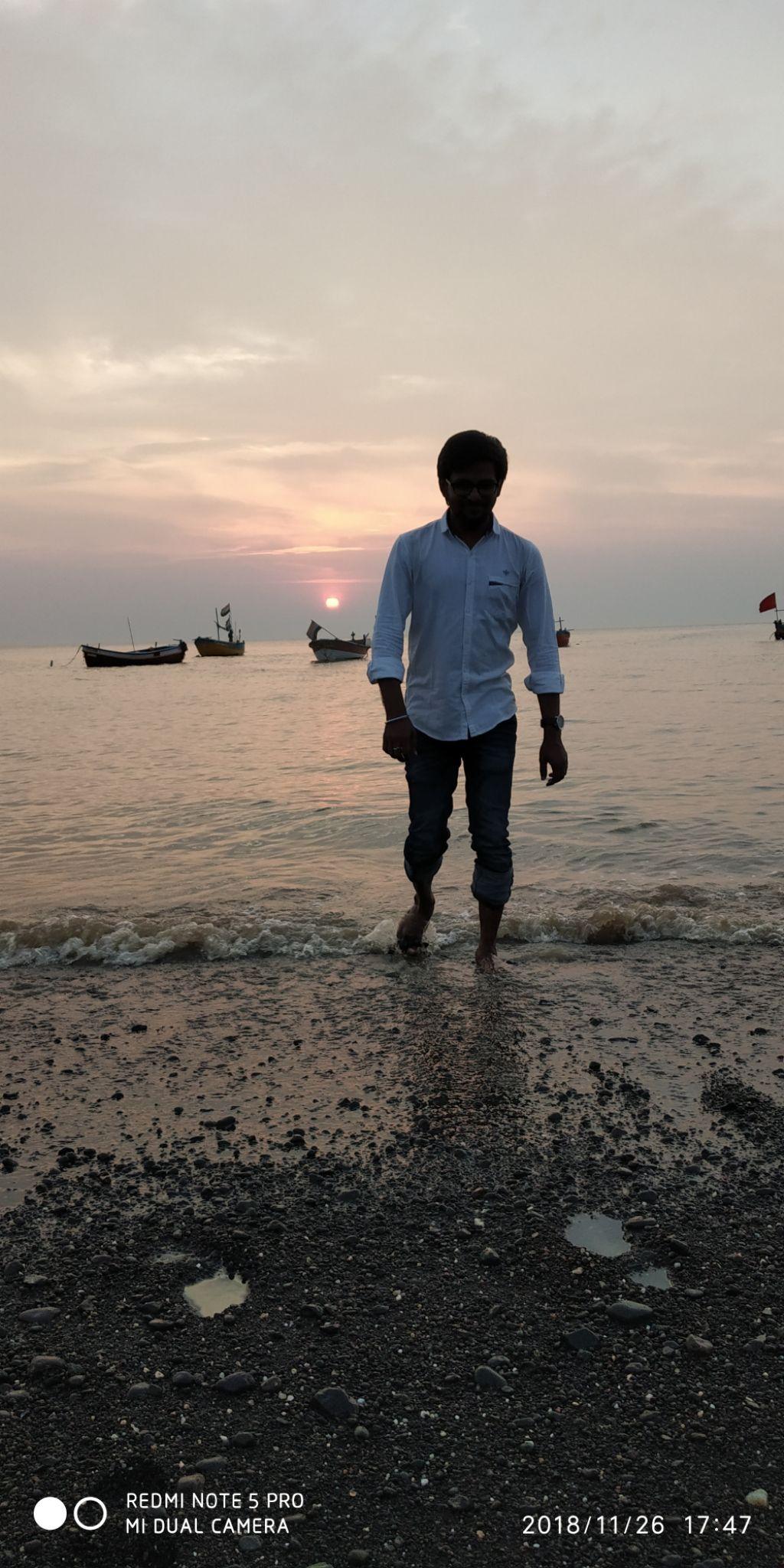 Photo of Moti Daman Beach By rupesh patidar