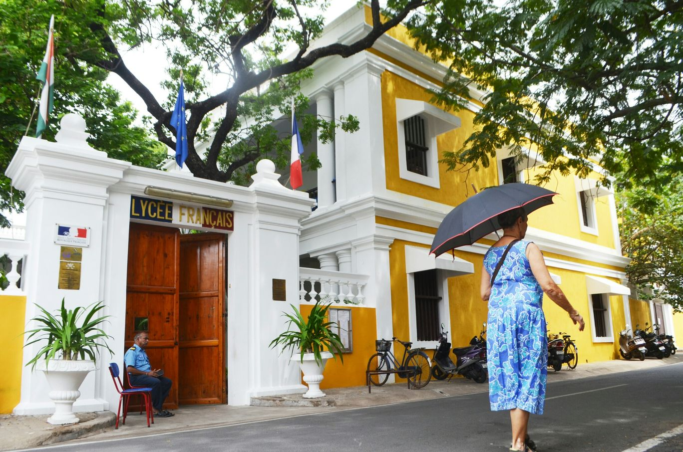 Photo of Pondicherry By Karan Kaushik