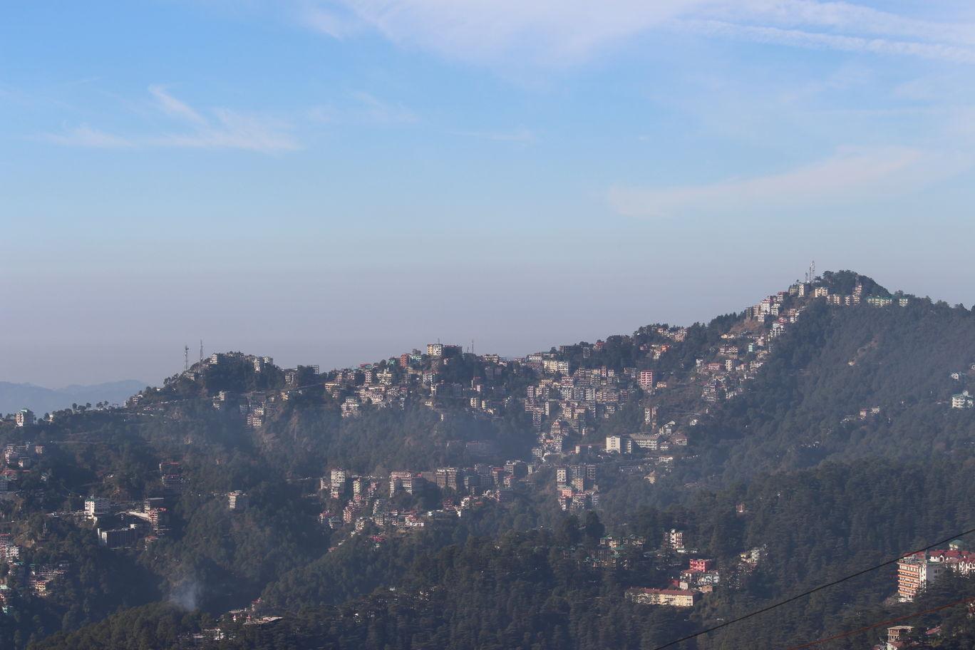 Photo of Shimla By Abhishek Kumar Sharma