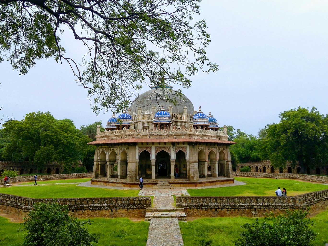 Photo of Humayun's Tomb By Kajal Verma